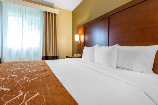 Comfort Suites - Rochester - Phòng ngủ