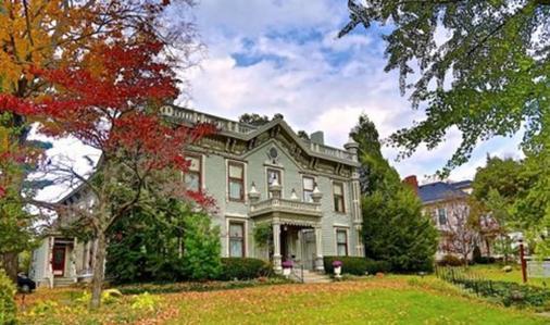 Russell-Cooper House - Mount Vernon - Gebäude