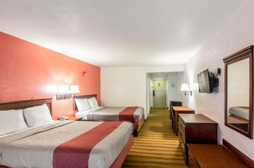 Motel 6 - 奧克拉荷馬 - 奥克拉荷馬市 - 奧克拉荷馬市 - 臥室