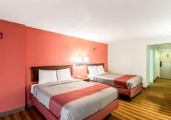 Motel 6 Oklahoma City Ok South - Oklahoma City - Phòng ngủ