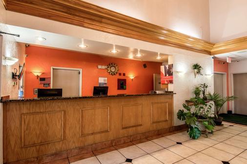 Motel 6 - 奧克拉荷馬 - 奥克拉荷馬市 - 奧克拉荷馬市 - 櫃檯