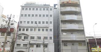 Hotel Diamond - אוסקה - בניין