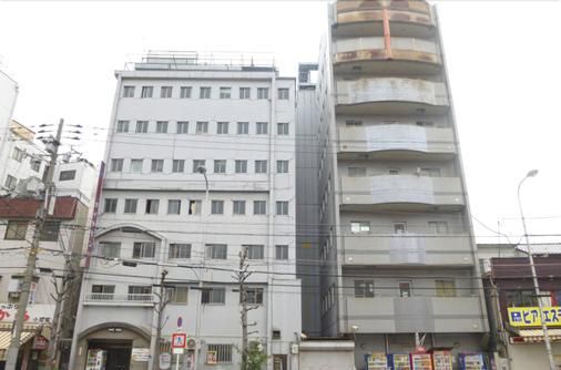 Hotel Diamond - Osaka - Building