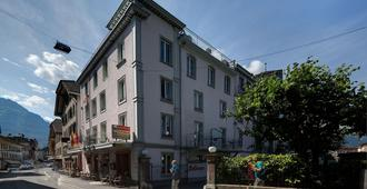 Alplodge - Interlaken - Building