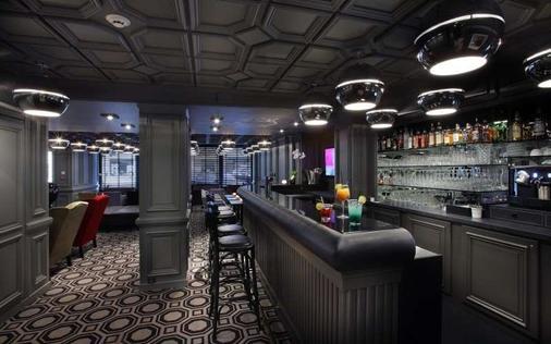 Hôtel Le Cinq Hyper Centre Ville - Chambéry - Bar