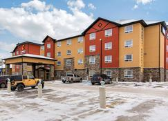 Comfort Inn & Suites - Red Deer - Building