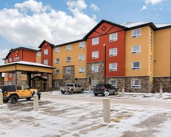Comfort Inn & Suites Red Deer - Red Deer - Building