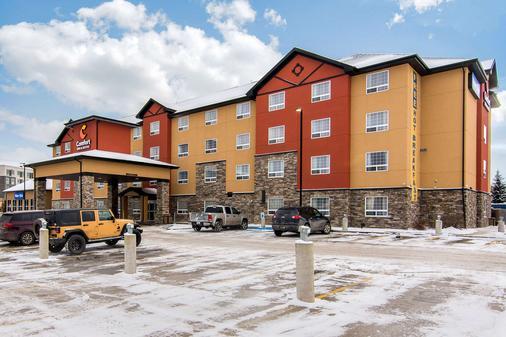 Comfort Inn & Suites - Red Deer - Rakennus