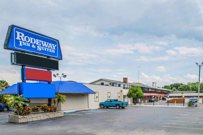 Rodeway Inn & Suites - Winter Haven - Edificio