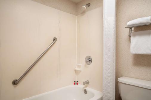 丹佛國際機場戴斯套房酒店 - 丹佛 - 丹佛 - 浴室
