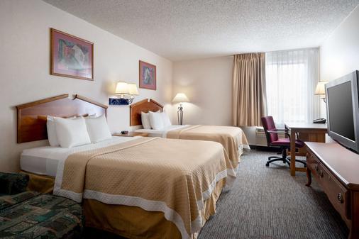 丹佛國際機場戴斯套房酒店 - 丹佛 - 丹佛 - 臥室