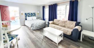 The Coral Sands Motel - Ocean City - Bedroom