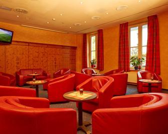 H+ Hotel & SPA Friedrichroda - Friedrichroda - Lounge