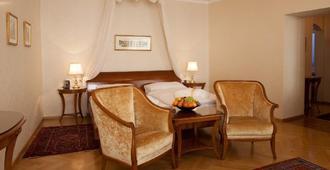 Hotel Kaiserin Elisabeth - Вена - Спальня