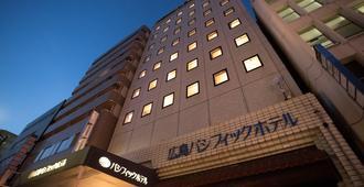 Hiroshima Pacific Hotel - Hiroshima - Bâtiment