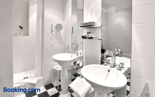 漢堡林德納私家酒店 - 漢堡 - 漢堡 - 浴室