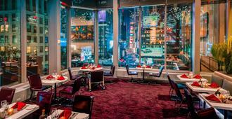 紐約時代廣場諾富特酒店 - 紐約 - 餐廳