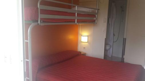 巴黎茲鐘樓酒店 - 比亞里茲 - 比亞里茨 - 臥室