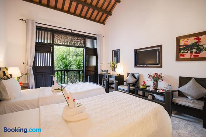 Hoi An Ancient House Resort And Spa - Hoi An - Bedroom