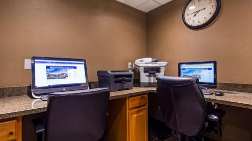 Best Western Elko Inn - Elko - Business centre