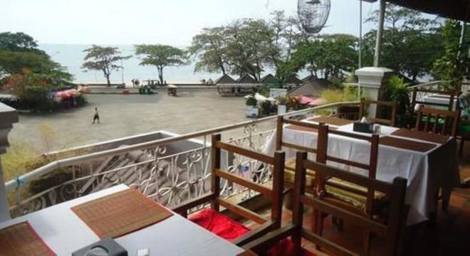 Brise De Kep Guesthouse & Restaurant - Kep - Balcony