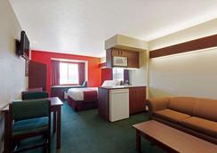 Microtel Inn & Suites by Wyndham Brandon - Brandon - Schlafzimmer