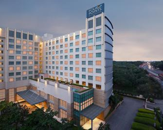 Four Points by Sheraton Hotel & Serviced Apartments, Pune - Pune - Building