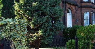 Claremont House B&B - Glasgow - Building