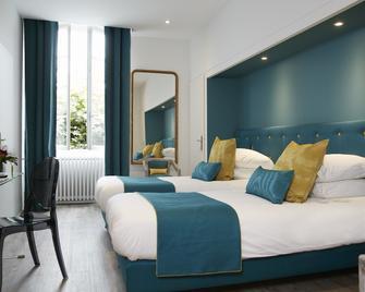 Hôtel Restaurant Claude Darroze - Langon - Bedroom