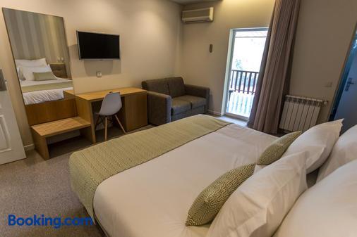 Adelaide Hotel - Geres - Bedroom