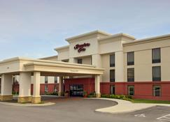 Hampton Inn Dubuque - Dubuque - Building