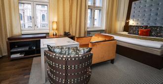 Klaus K Hotel - Helsinki - Living room
