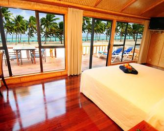 Aitutaki Lagoon Private Island Resort-Adults Only - Aitutaki - Bedroom