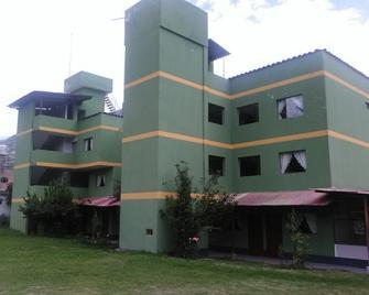 Hotel Comtucar Carhuaz - Carhuaz - Building