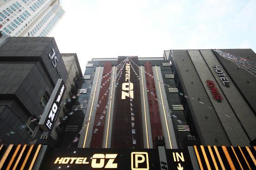 Hotel Oz Oncheonjang - Busan - Building