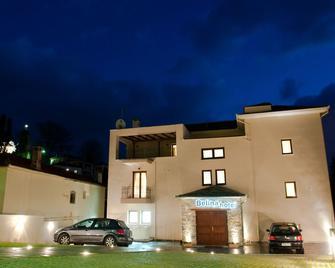 Belina Hotel - Portaria - Building