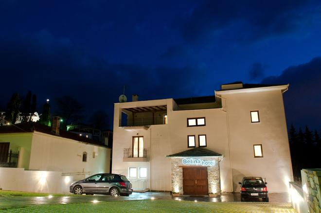 Belina Hotel - Portaria - Rakennus