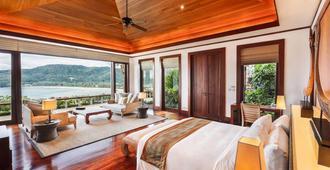 Andara Resort Villas - Kamala - Schlafzimmer