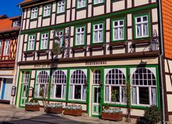 Hotel zur Post - Wernigerode - Building