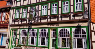 Hotel zur Post - Wernigerode - Edifício