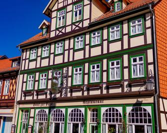 Hotel zur Post - Wernigerode - Building