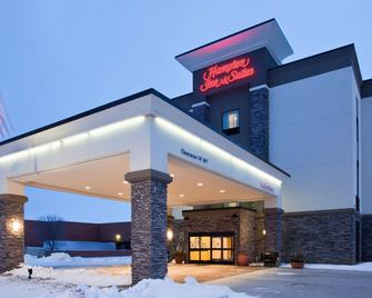 Hampton Inn & Suites Sioux City South, IA - Sioux City - Building