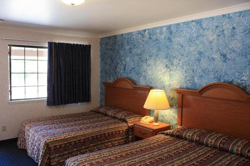 Mother Lode Motel - Placerville - Bedroom