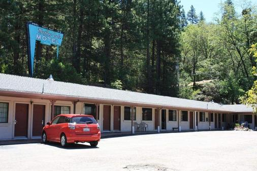 Mother Lode Motel - Placerville - Building