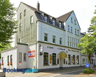 Hotel Haus Kleimann-Reuer - Gladbeck - Gebäude