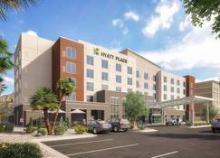 Hyatt Place St George/Convention Center - Saint George - Building