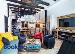 Kopec 67 - Štramberk - Living room