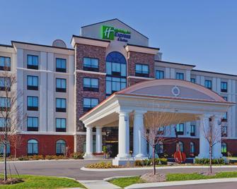 Holiday Inn Express Hotel and Suites Nashville-Opryland - Nashville - Building