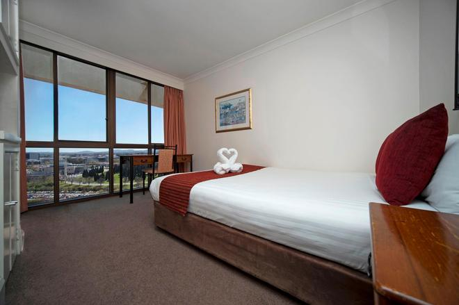 Breakfree Capital Tower Canberra - Canberra - Bedroom