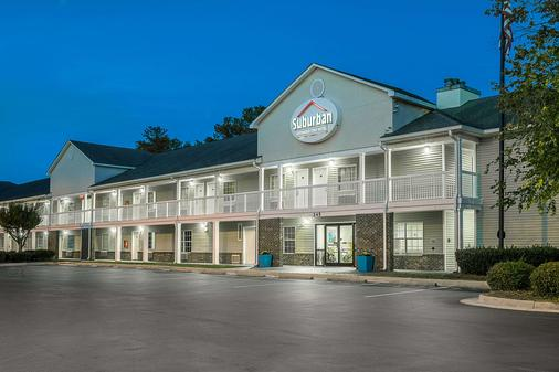 Suburban Extended Stay of Wilmington - Wilmington - Rakennus